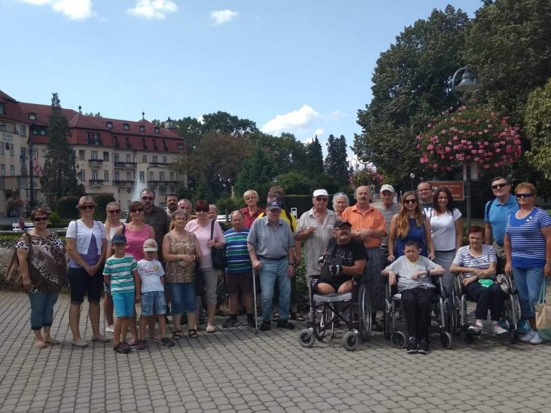 Návšteva mesta Piešťany
